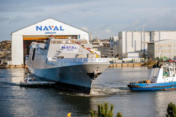 Ateliers stratégiques Naval Group